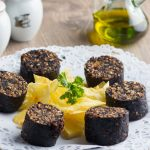 Fried Black Pudding